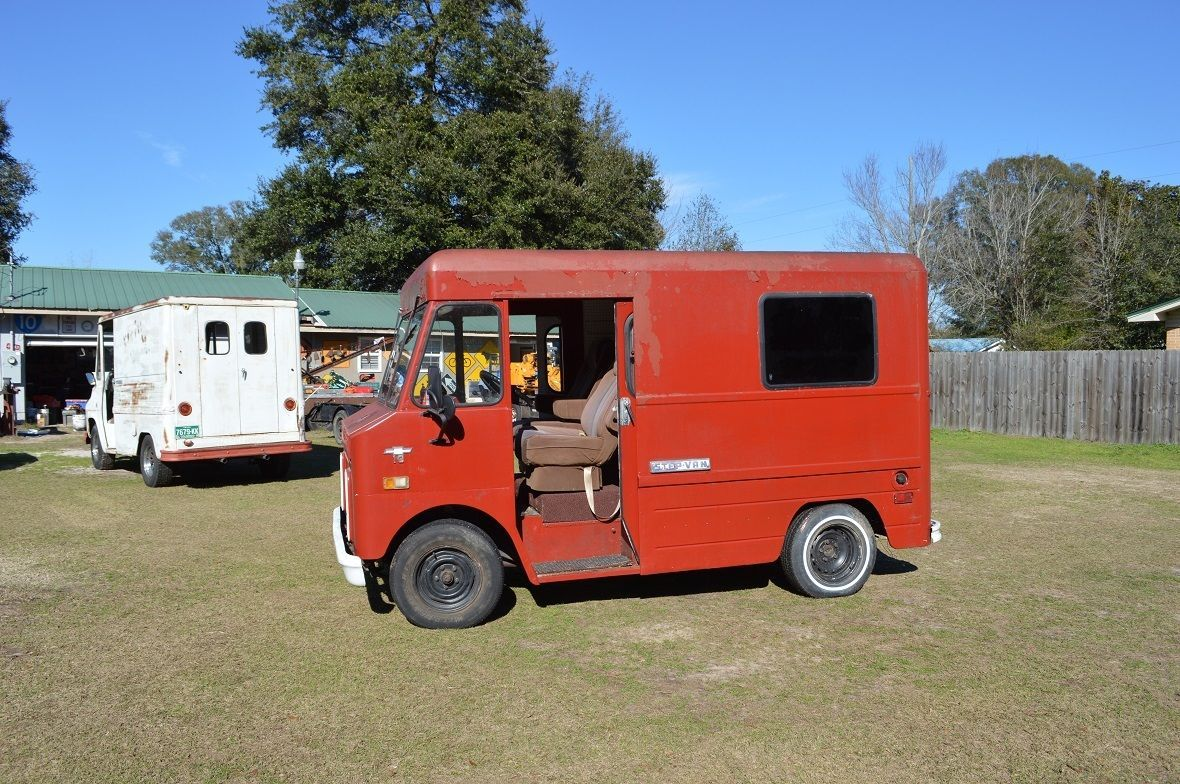 Chevrolet Other P10 Step Van 1972 Milton FL (With images