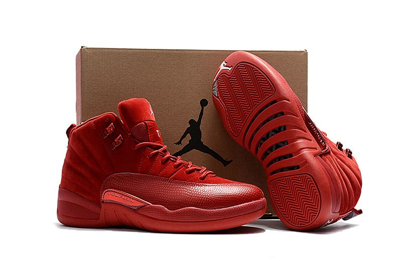 Air Jordan 12 Retro Christmas Red
