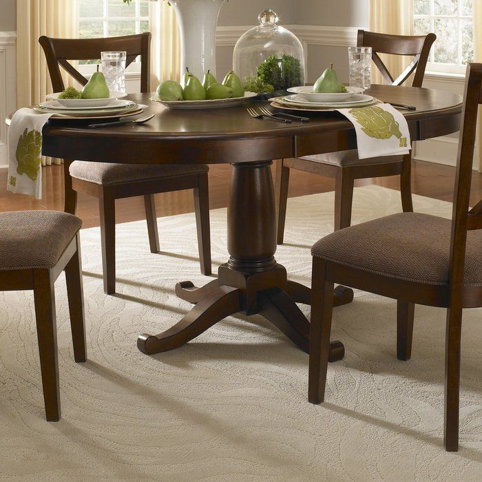 default_name | Oval table dining, Solid wood dining table ...