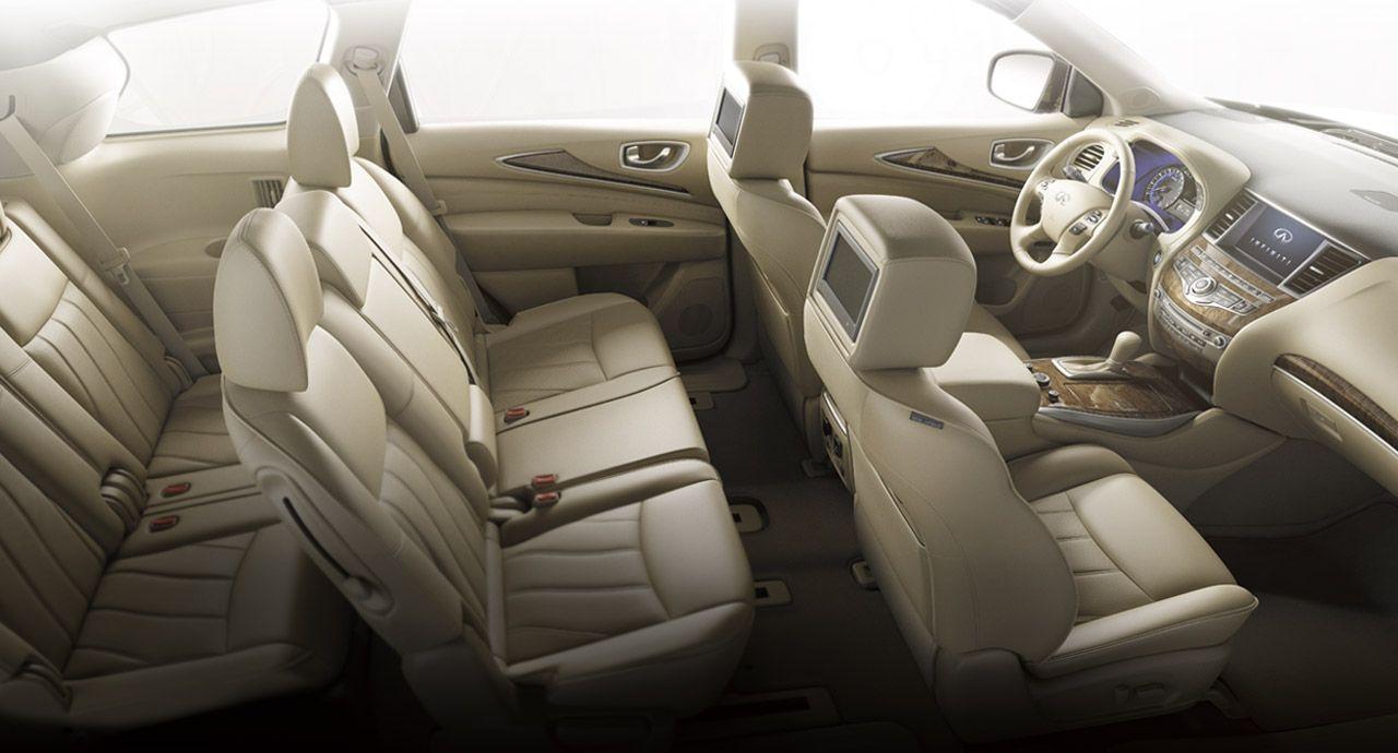 Infiniti Qx60 Infiniti Luxury Crossovers New Cars