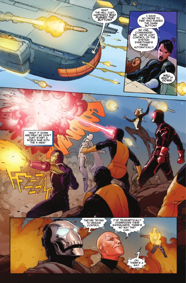 X Men Battle Of The Atom Page X Men Men Battle