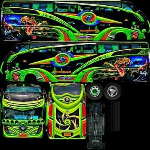 Gambar Mobil Modifikasi Oleh Sobat Ambyar Pada Mobil Modifikasi Di