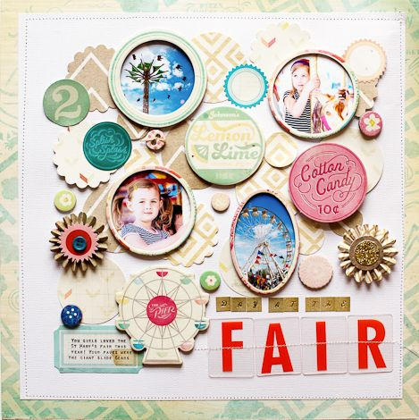 Day at the Fair: Katie Ehmann for Crate Paper