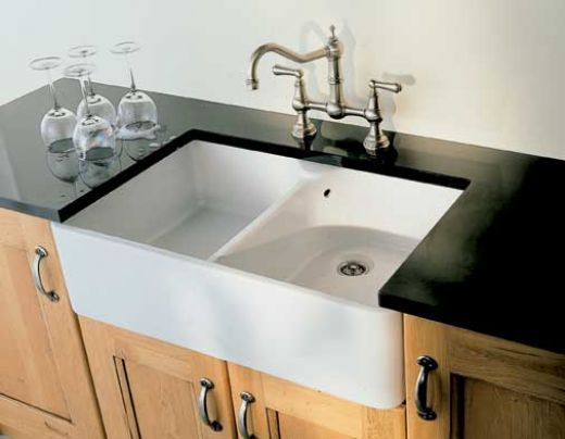 Love this dual farmhouse sink! Google Image Result for http ...