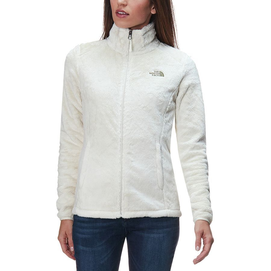 The North Face Osito 2 Fleece Jacket Women S Vintage White Large Fleece Jacket Womens White North Face Jacket North Face Jacket Outfit [ 900 x 900 Pixel ]