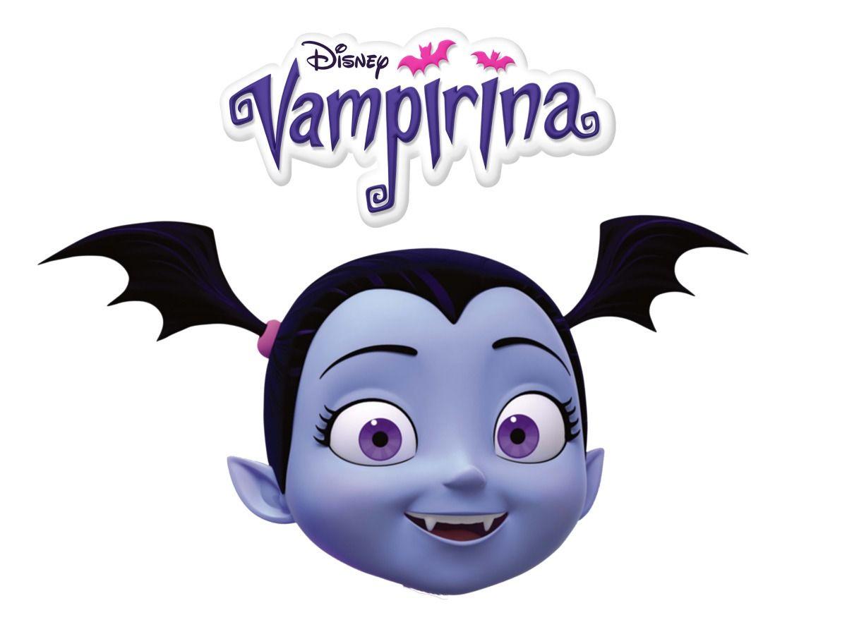 50 Mascaras Antifaces Vampirina Y Fantasma Decoracion