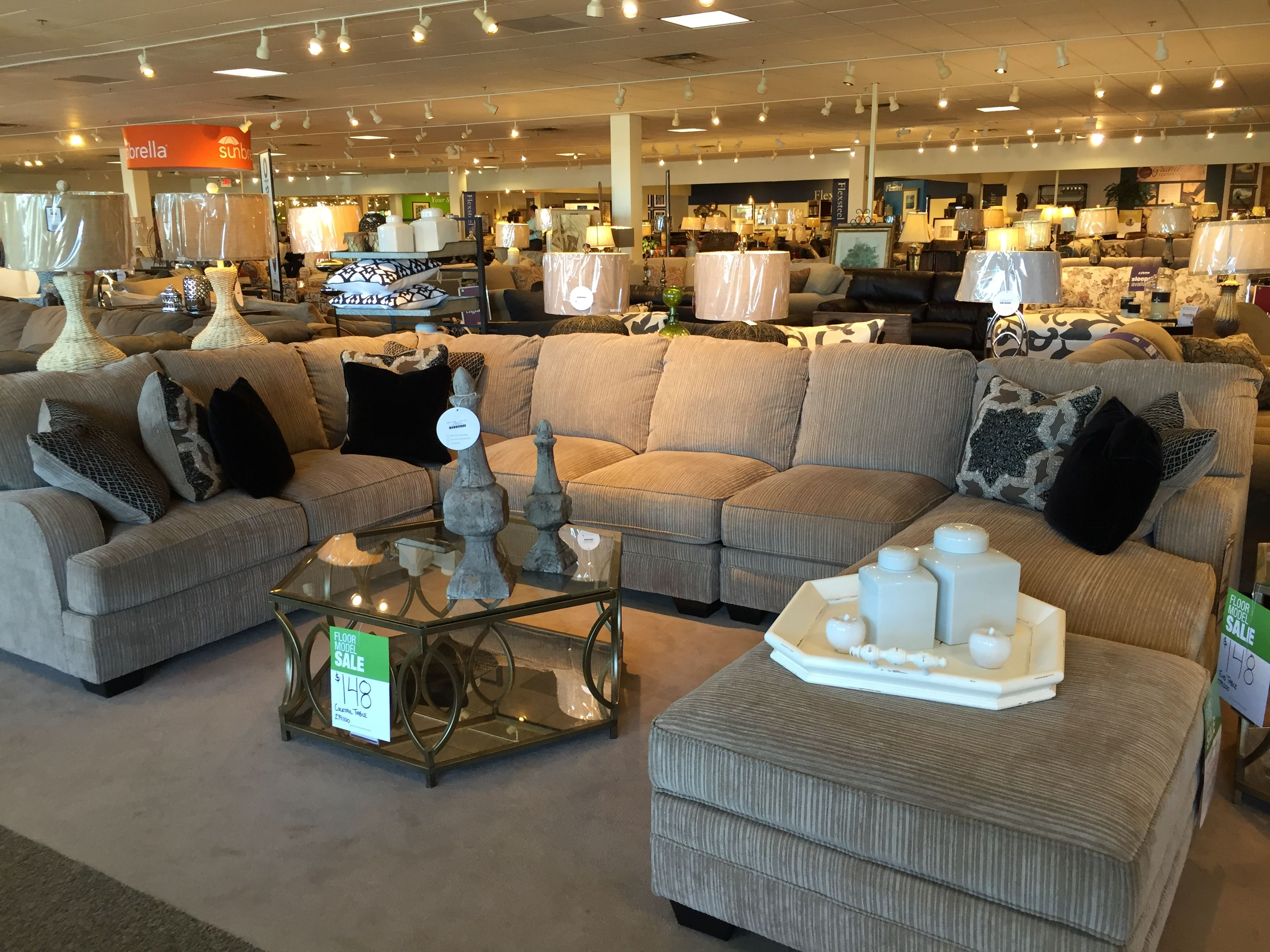 Levin Furniture Artisan Sectional Sold As Is No Other