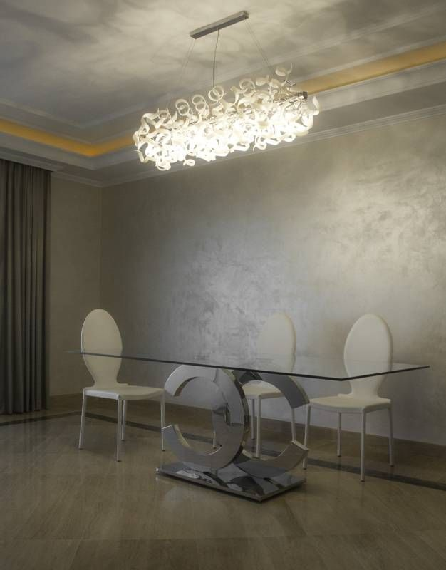Coco Chanel Dining Table As Featured In This Apartment For Sale In