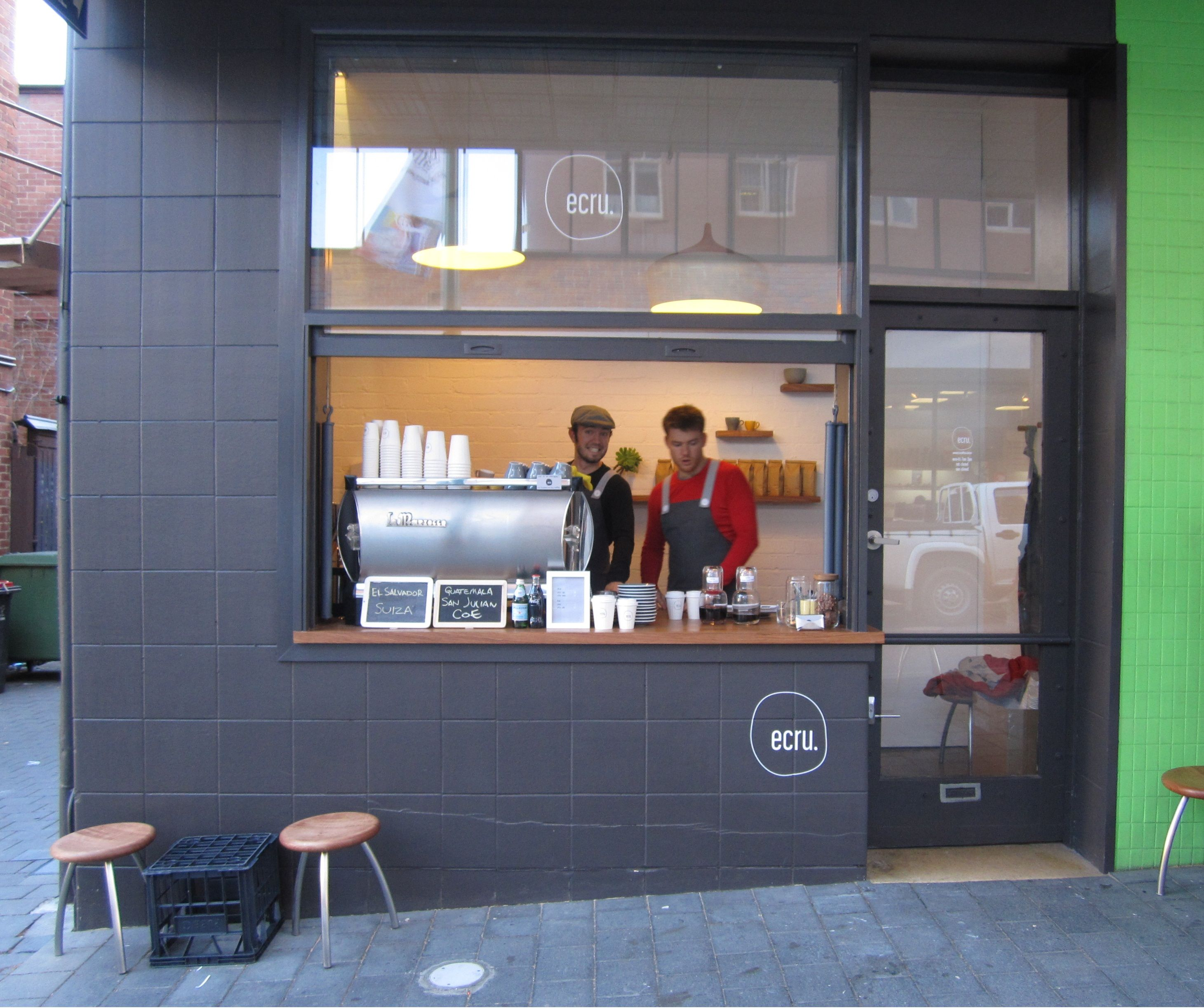 Ecru, Hobart. Cute hole in the wall. | Retail | Pinterest ...