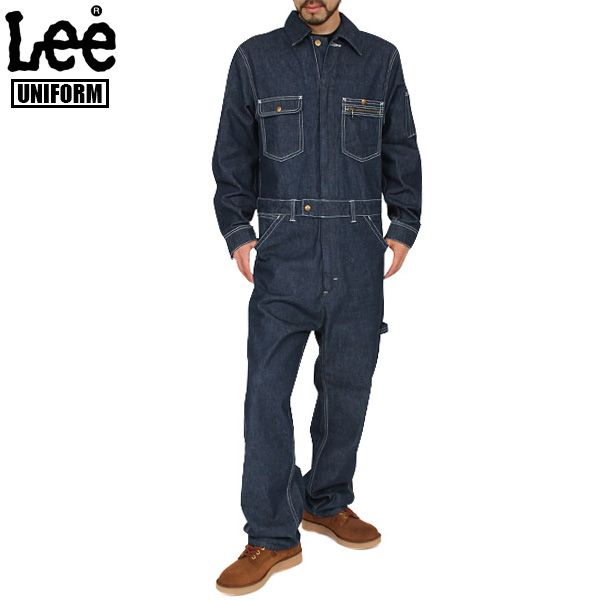 Military select shop WIP | Rakuten Global Market: Lee Lee UNIFORM uniform UNION ALL snag UNION ALL 100 ONE WASH DENIM Lee developed in 1913 (snag) was adopted into the オフィシャルユニ form of the United States Army, again appeared at that time recognized the functionality