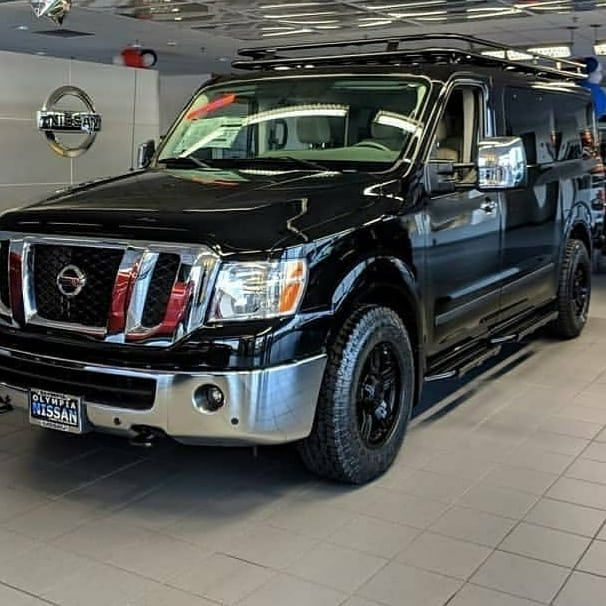 2019 Nissan Nv3500 Hd Cargo Camshaft: Nissan NV 3500 With 4x4 Conversion By @advanced4x4