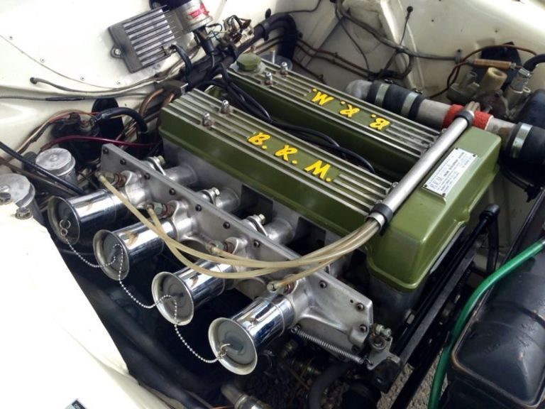 Mechanical Injection On The Lotus Twin Cam Lotus Car Classic
