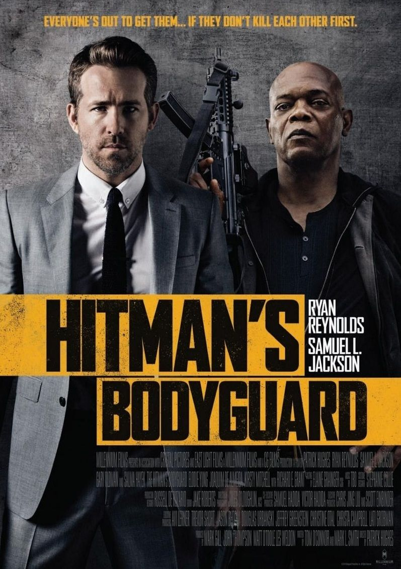 """Hollywood blockbuster """"The Hitman's Bodyguard"""" will be"""