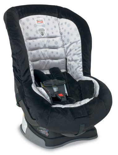Britax Roundabout 55 Convertible Car Seat Silverlake Base With Safecell Technology Designed To Compress In A Crash Significantly Lowering The Center Of