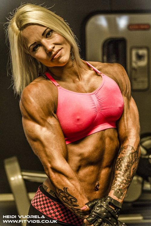Texas Bred  Muscle Women-4917