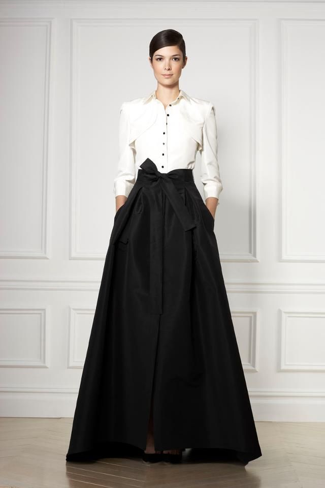 Fashion  Carolina Herrera s Night Collection 2012  3867c8391c29