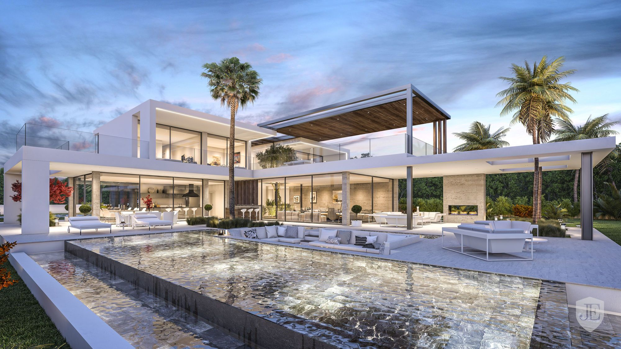 New Modern Luxury Villa Project In Marbella, Spain. In Marbella, Spain For  Sale On JamesEdition