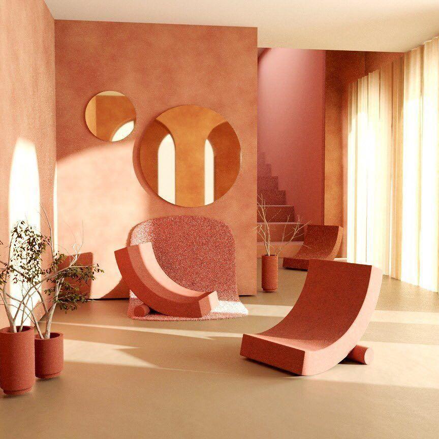 Colorful Interiors, Interior