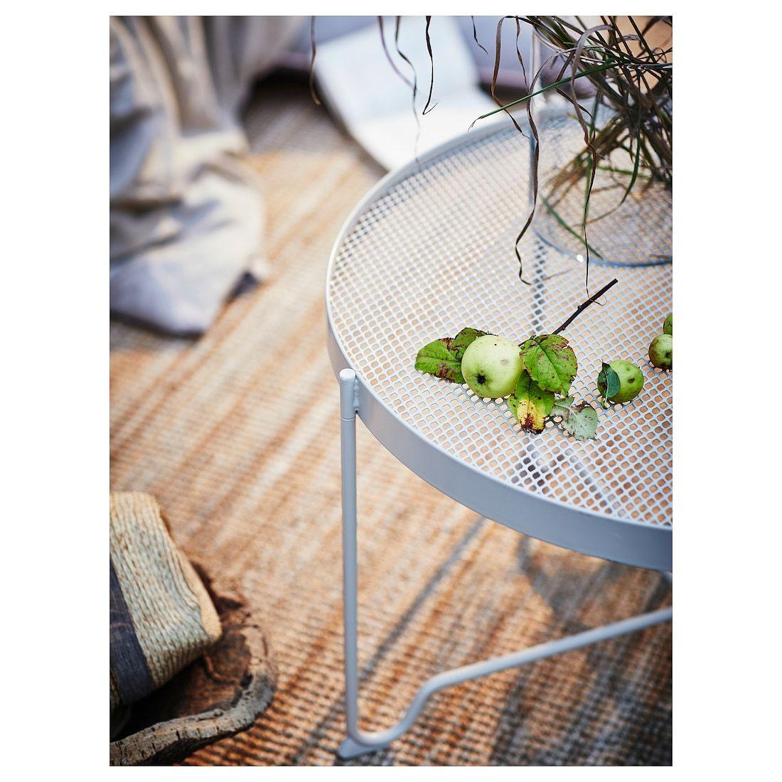 Krokholmen Coffee Table Outdoor Beige Ikea In 2021 Outdoor Coffee Tables Ikea Outdoor Used Outdoor Furniture [ 1100 x 1100 Pixel ]
