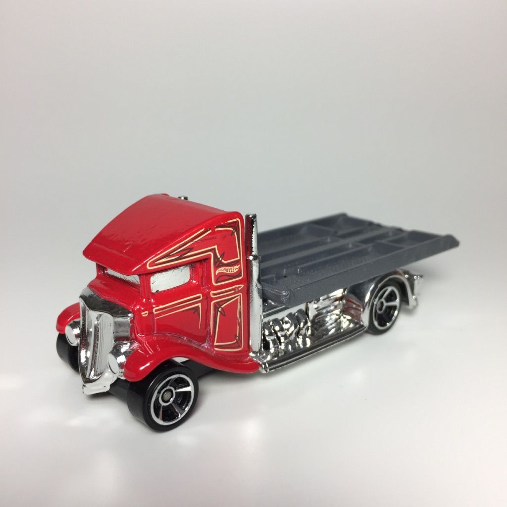 Spec-Cast Freightliner M2 RollBack-Red 1/64 diecast (I have this ...