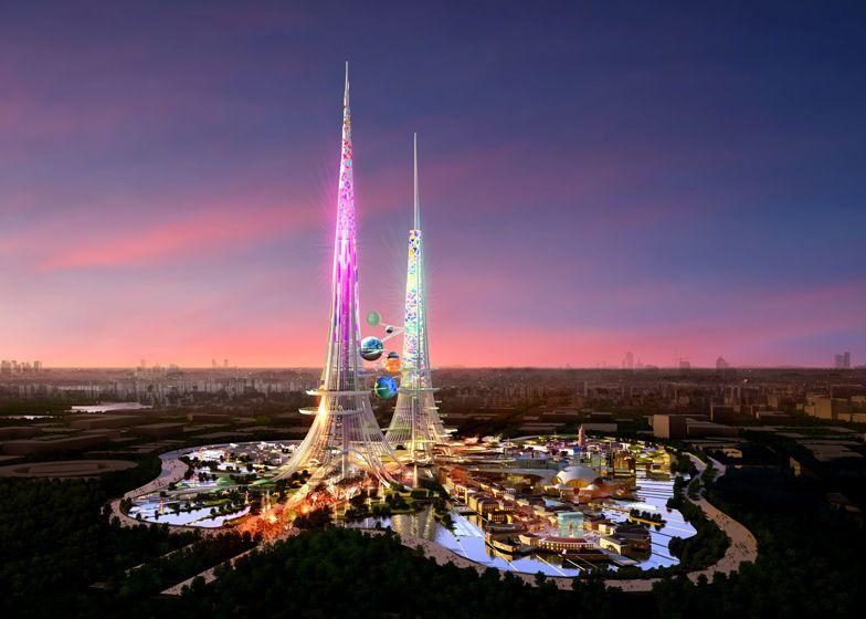 The Phoenix Towers
