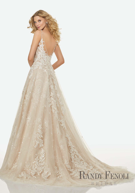 Randy Fenoli Bridal, Alicia Wedding Dress Style 3410