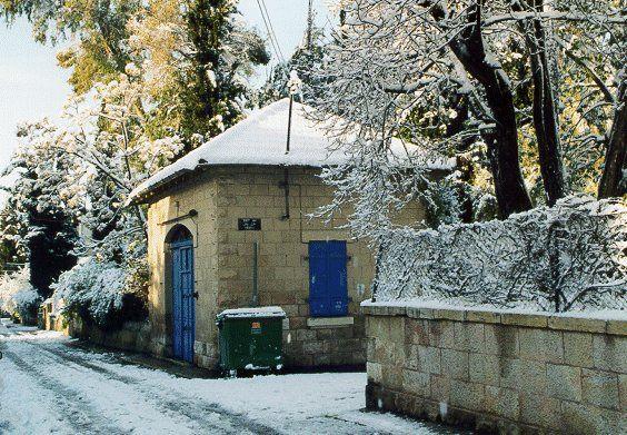 Snow time - Jerusalem, Jerusalem