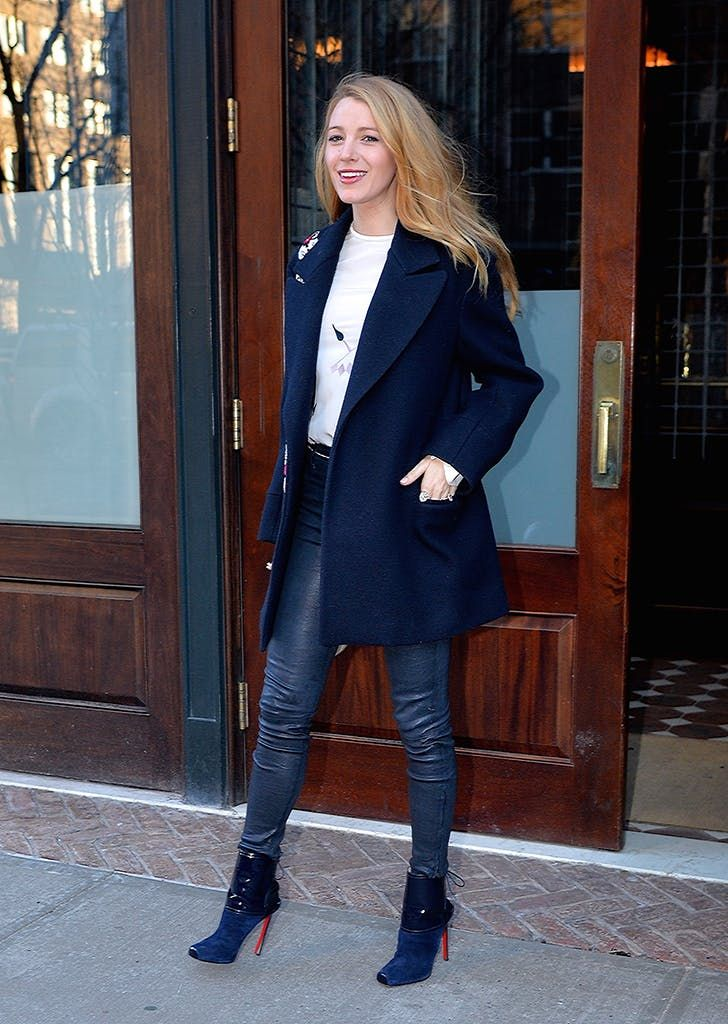 5 Blake Lively Outfits to Re-create This Fall #blakelively