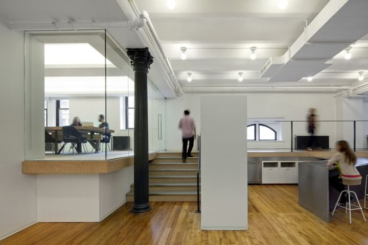 Purpose Creative Agency Office by A+I New York City » Retail Design Blog & Purpose Creative Agency Office by A+I New York City » Retail Design ...