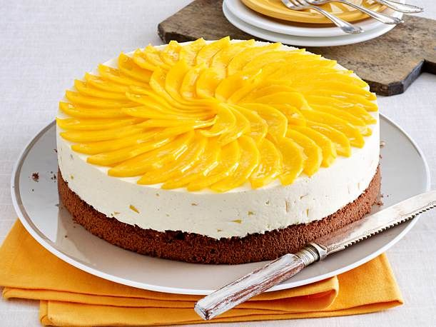 Schoko Mango Torte Rezept Torten Rezepte Lecker Kuchen Und Torten