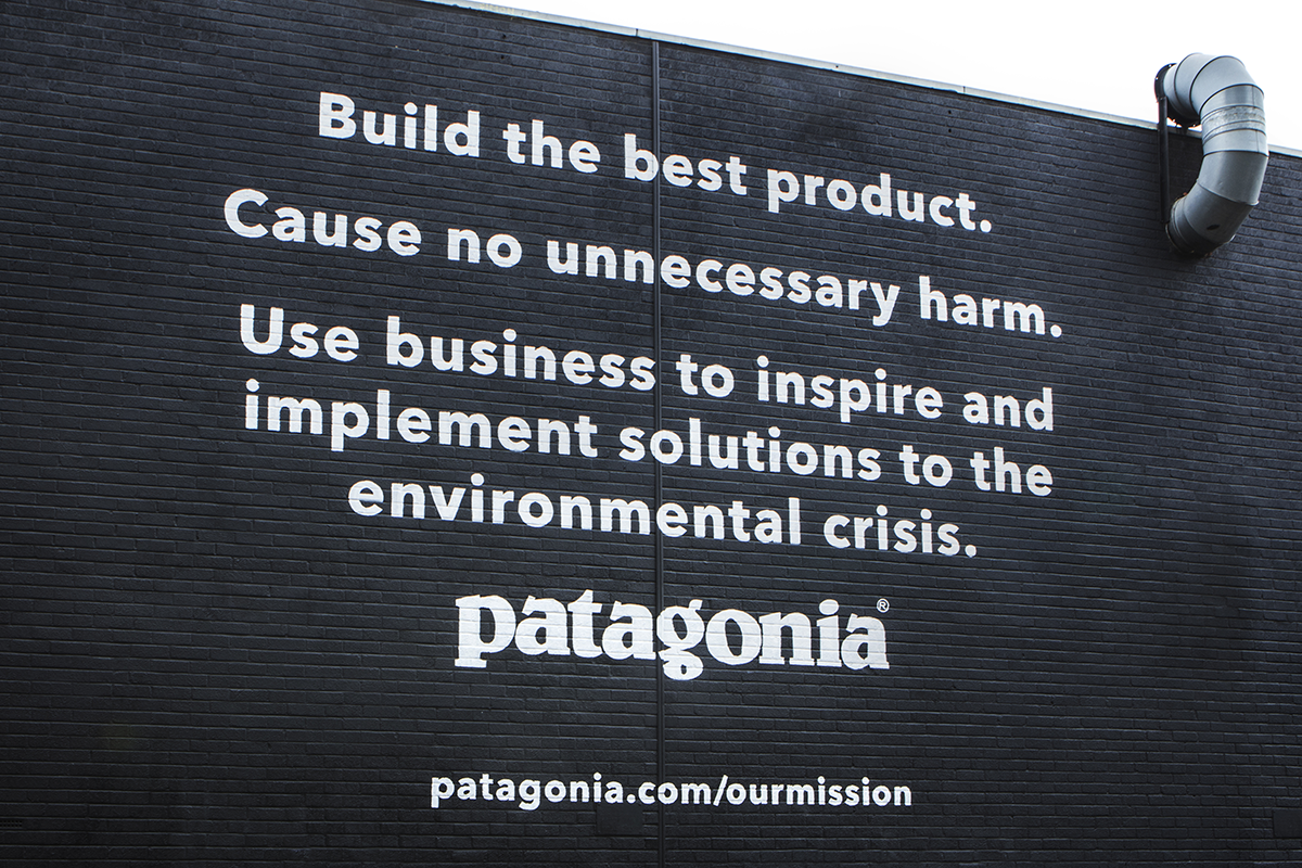 check out fce12 ed650 Why Patagonia's off-the-wall advertising asks customers to ...