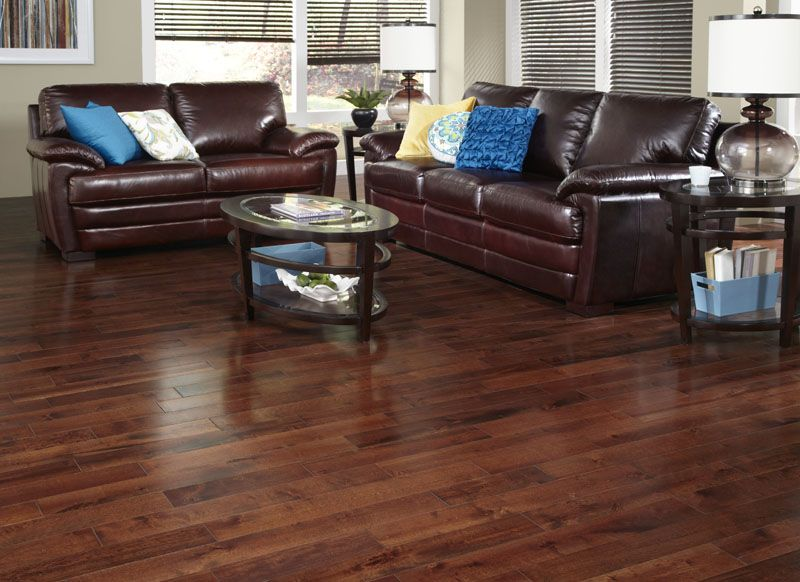 Chocolate birch dark rich stained solid hardwood for Bellawood underlayment reviews