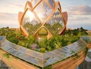 Futur Deco Jardin Suspendu En Ville Avec Images Jardins