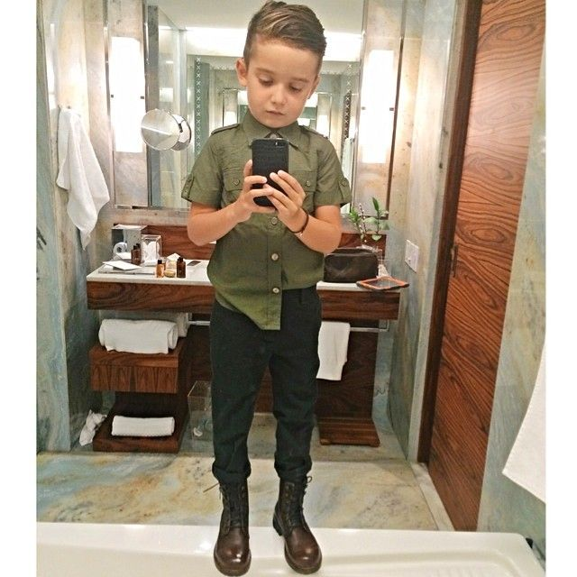 Instagram Post By Luisa Fernanda Espinosa Luisafere Alonso - Meet 5 year old alonso mateo best dressed kid ever seen