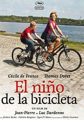 El niño de la bicicleta  Jean-Pierre y Luc Dardenne  Cameo, 2012