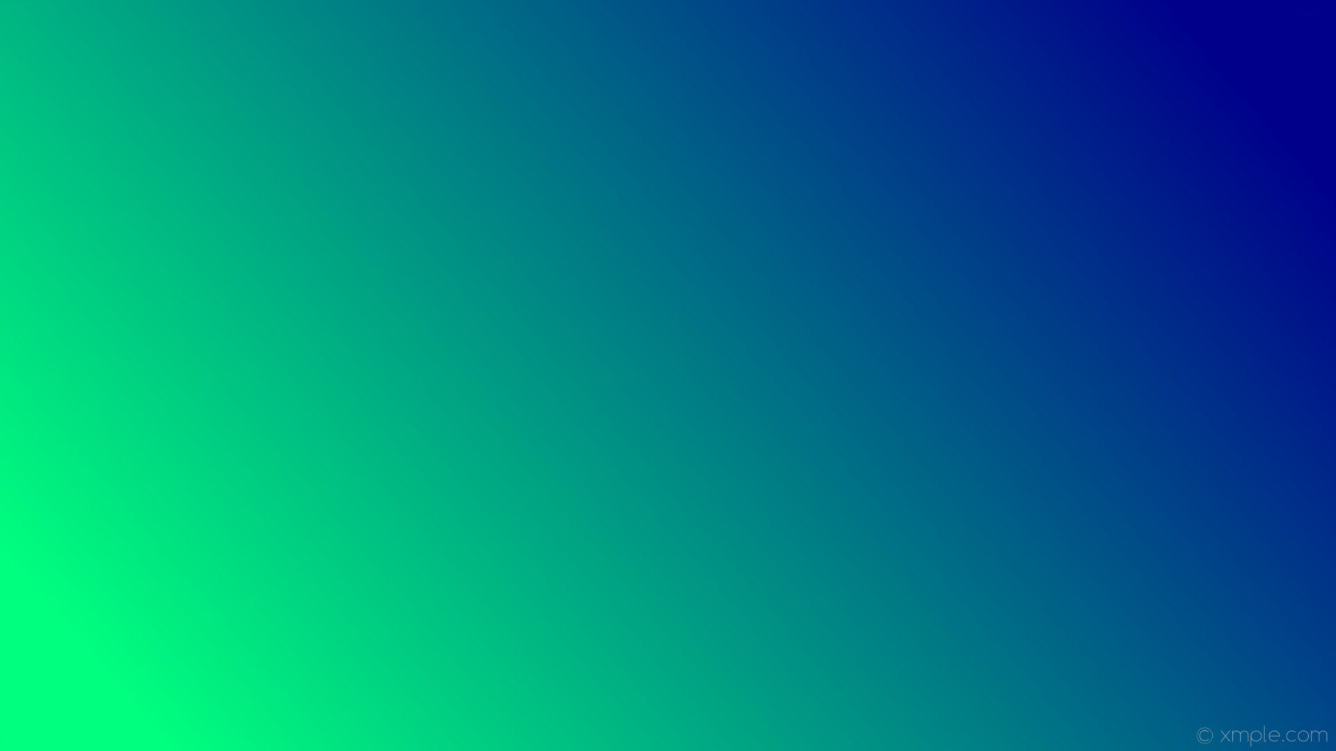 Res 1920x1080, wallpaper linear gradient green blue