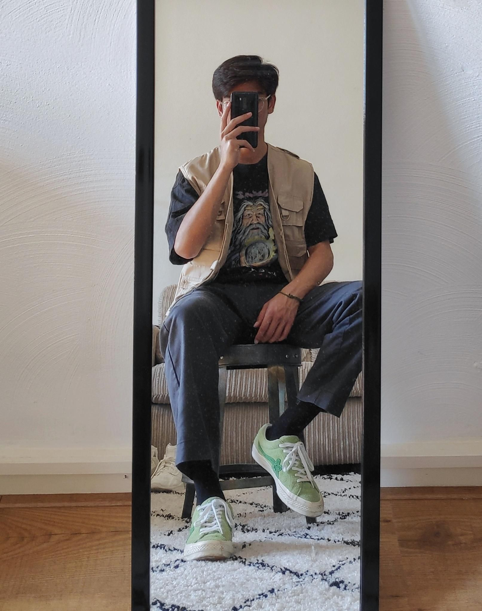 [WDYWT] fishing with merlin day   Military outfit, Modern