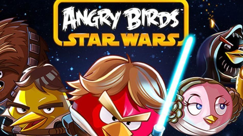 Pierre Kingi Dethierry Angry Birds Star Wars Birds