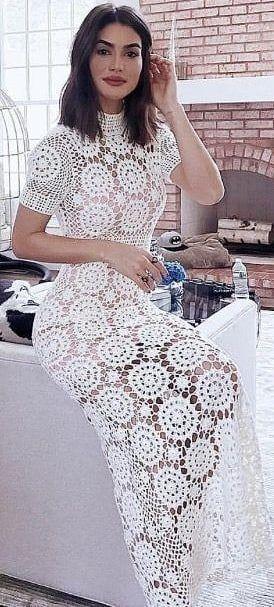63+ Cute and Stylish Crochet Dresses Pattern Ideas For Summer Part 56 -  - #Crochet #Cute #Dresses #Ideas #Part     Source by stephanienachtht #Croc #Crochet #Cute #Dresses #dresses patterns #Ideas #Part #Pattern #Stylish #Summer
