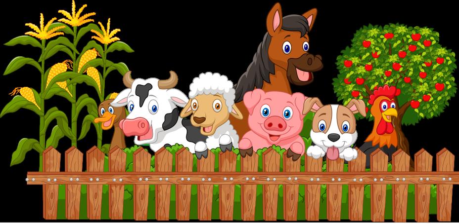 Resultado De Imagen Para Animales De La Granja Animados