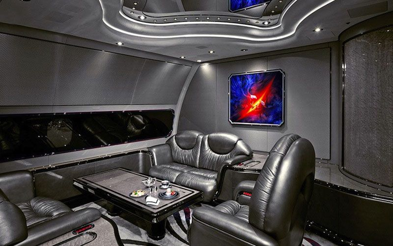 Luxusyachten innen  The-Most-Luxurious-Private-Jet-Interior-Designs-07 MR.GOODLIFE ...