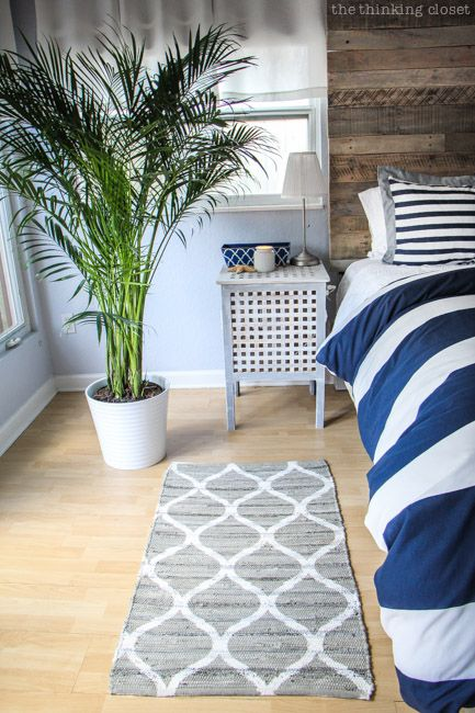 Nautical Master Bedroom Makeover Amp How We Found Our Shared
