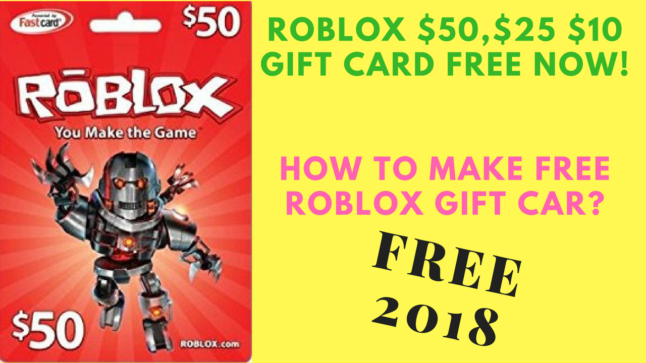 Free Robux Gift Card Codes Unused