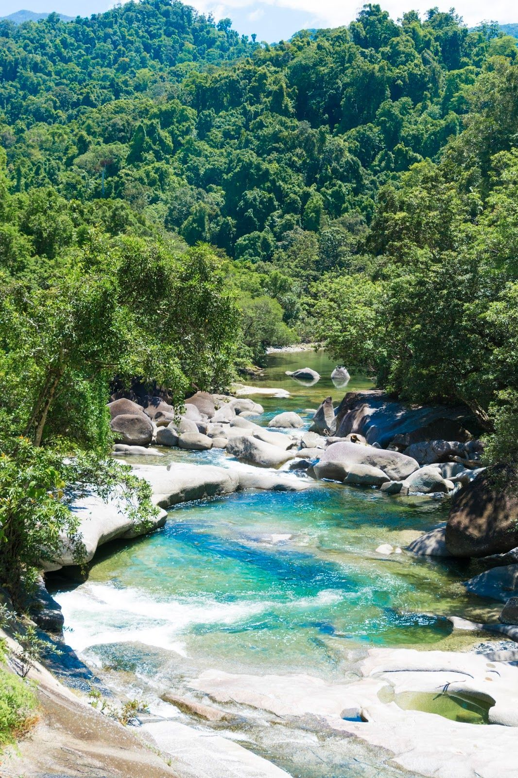The Babinda Boulders Queensland S Hidden Gem Visit Australia Australia Tourism Australia Travel
