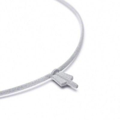 SILKE FLEISCHER-BE :: Design Vlaanderen  Tiara: Pickup #8, 2012 Aluminum, polyamide ©Ian Segal
