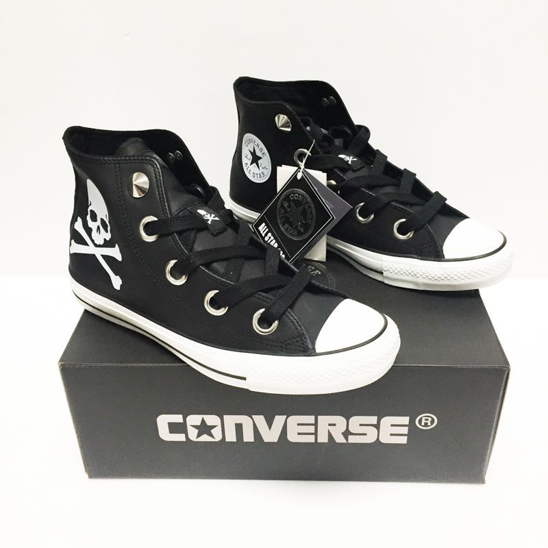 3cd71312d1b1 ... CONVERSE x MASTERMIND JAPAN All Star 100 Hi Sz US 8JPN 265cm Chunck Taylor  CONVERSE AthleticSneakers ...