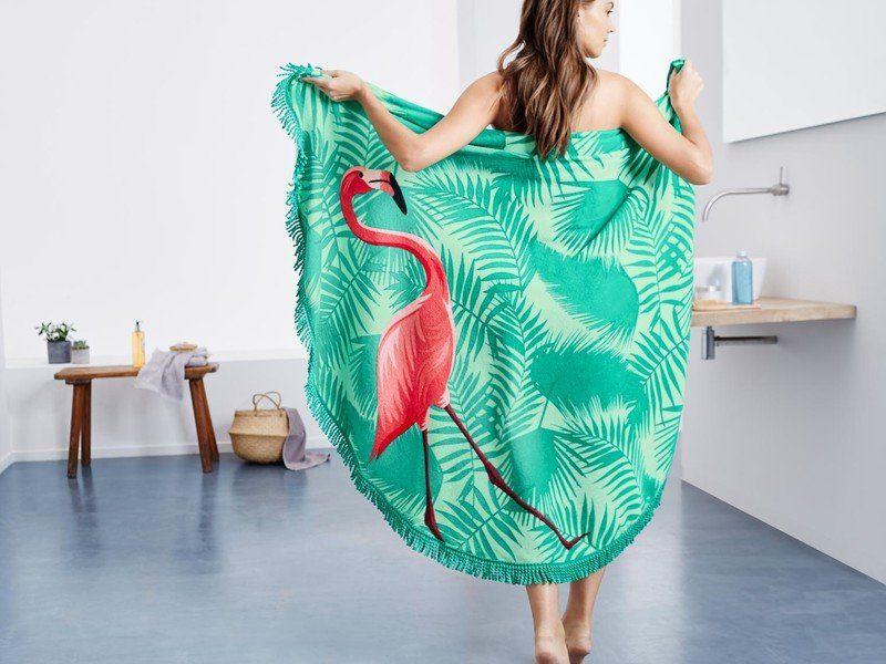 Tchibo Badezimmer ~ Dieses tchibo handtuch sorgt für wahres sommerfeeling