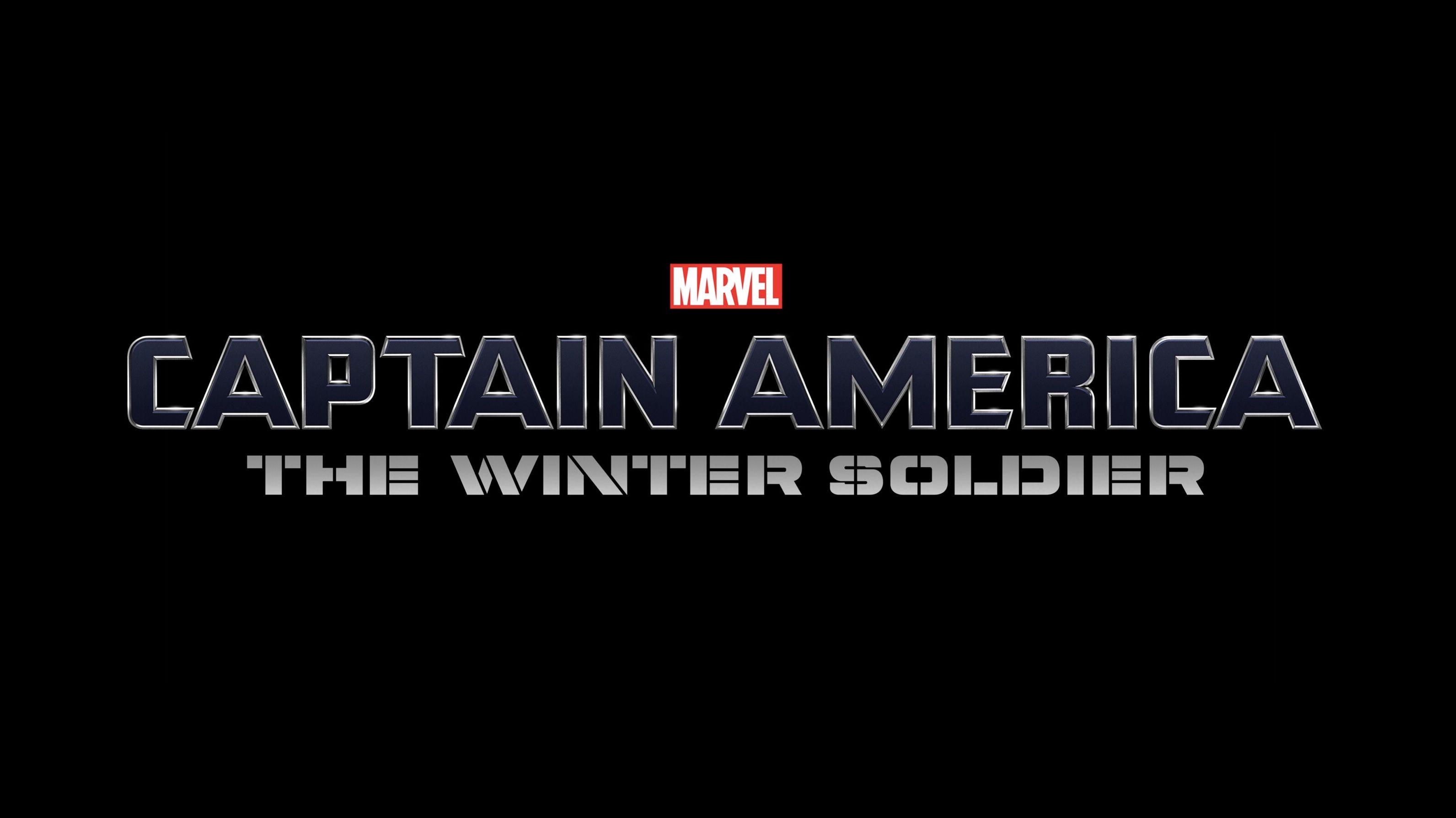 Captain America The Winter Soldier Logo Marvel captain