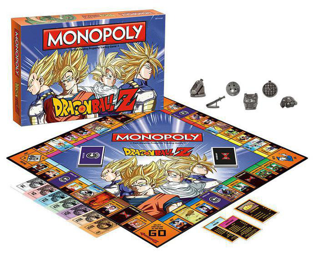 Un Monopoly Dragon Ball Z Ca Vous Tente Journaldugeek Connect