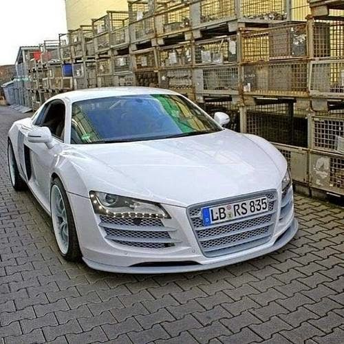 All White Audi Exotic Whips Pinterest Cars Jaguar Usa And Vehicle - All white audi